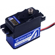 "Alturn-USA Full Size Racing Digital Servo+HS+TG(High Toque) (""ADS-960HTG"")"
