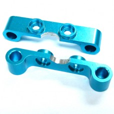 Yeah Racing Aluminum Upper Suspension Mount (BU) For Tamiya TT01 (TT-100BU)