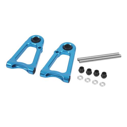 YEAH RACING Aluminum Front Upper Arm Set for TT-01, TT-01 Type-E (TT-125BU)