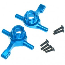 Yeah Racing Aluminum Front Knuckle Arm Set For Tamiya TT02 #TT02-006BU
