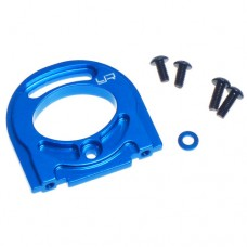 Yeah Racing Aluminum Adjustable Motor Mount For Tamiya TT02 #TT02-013BU