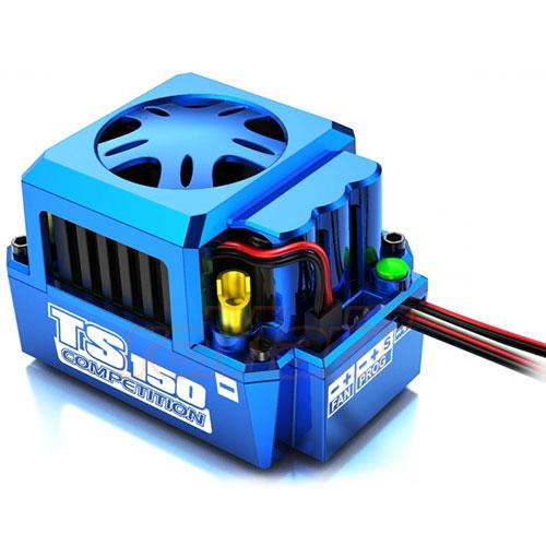 SkyRC TORO TS150A Brushless Sensored ESC For 1/10 1/8 RC Car Blue#SK-300045-01 (As is no warrenty)