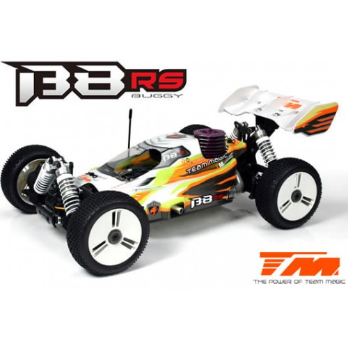 TeamMagic - 1/8 B8 Gas Buggy