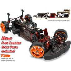 TeamMagic - E4D MF Pro 1/10 EP Drift Car