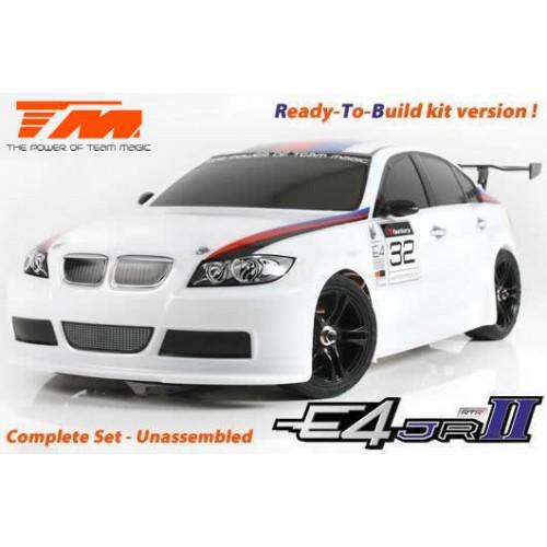 TeamMagic - 1/10 E4JRII Electric Touring Car - BMW