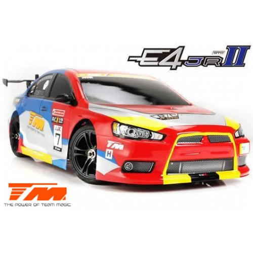 TeamMagic - 1/10 E4JRII Electric Touring Car - EVX