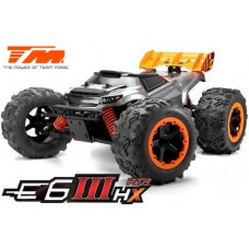 TeamMagic - E6III HX EP Monster Truck