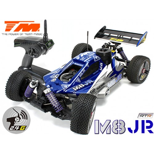 TeamMagic - 1/8 M8JR RTR Gas Buggy