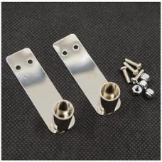 (#YA-0165) Dark Drifter Steel Exhaust Pipe 2pcs