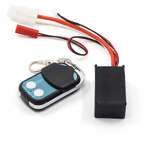 (#YA-0389) 1/10 Wireless Remote Receiver Winch Control Set