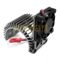 Yeah Racing (#YA-0147GM) 540 Motor Heat Sink W/Fan (GM)