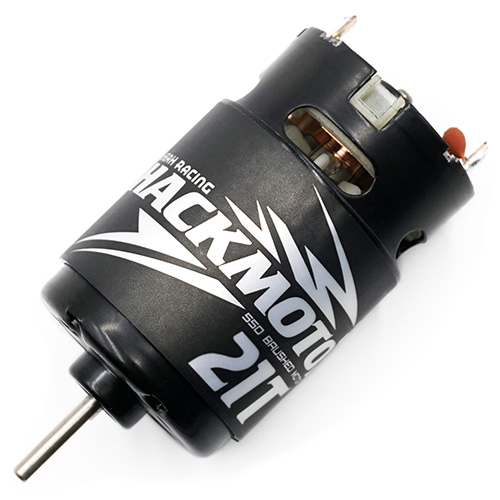 (#MT-0027) Hackmoto 550 21T Brushed Motor