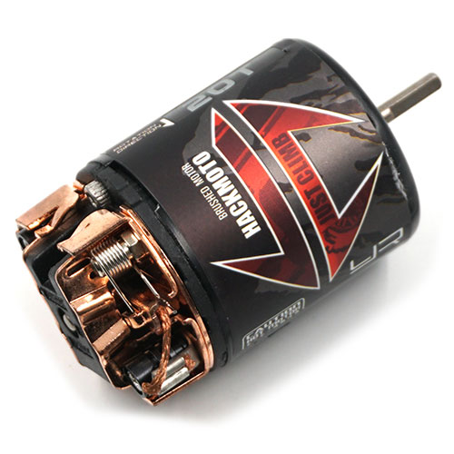 (#MT-0037) Hackmoto Just Climb Rock Crawler Motor 16T 1850KV