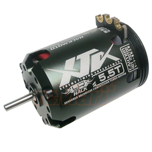 Yeah Racing Hackmoto XTA 5.5T 540 7730KV Brushless Sensored Motor #XTA-T055(As Is no Warrenty)